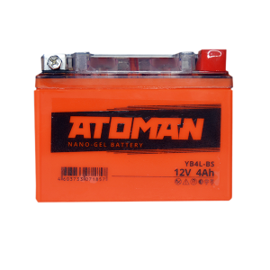 Аккумулятор ATOMAN AGM 4 Ач