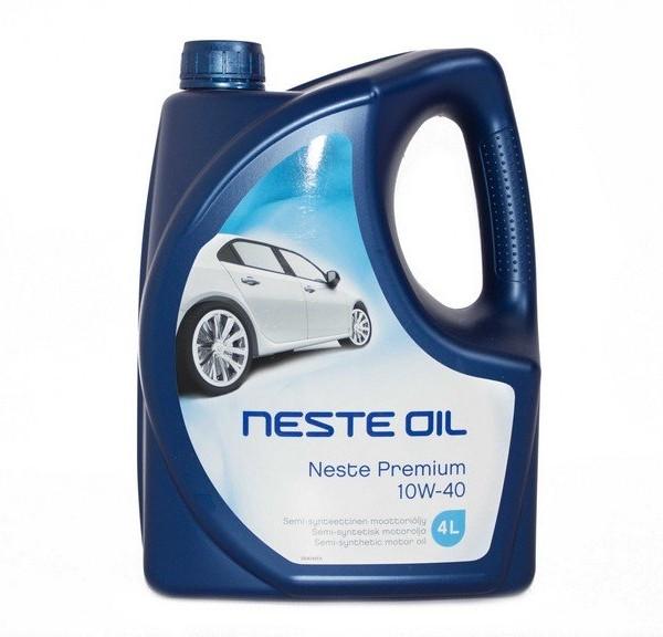 Neste Premium 10w40 4л