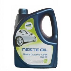 Neste City Pro 0w30 4л