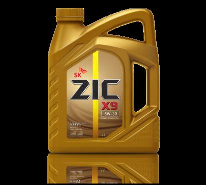 ZIC X9 5W30 1л