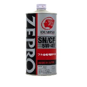 Idemitsu Zepro EURO SPEC 5w40 1 л