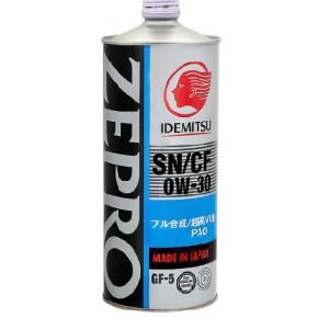 Idemitsu Zepro Touring Pro 0w30 1л