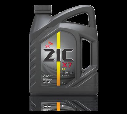 Zic X7 10w40 4л