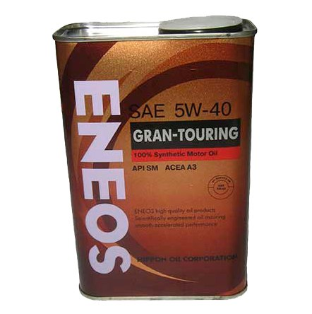 Eneos GRAN-Touring 100% Synthetic 5W-40 1л