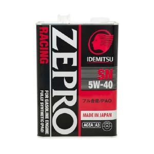 IDEMITSU Zepro Racing 5W40 4л