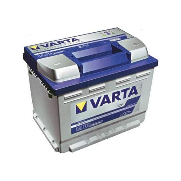Varta Blue Dynamic 60 Ah**