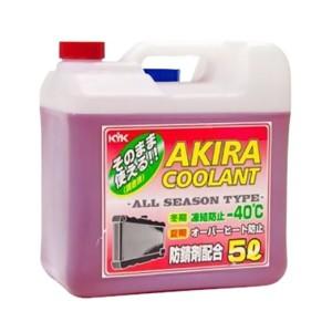 Akira -40 красный, 5л