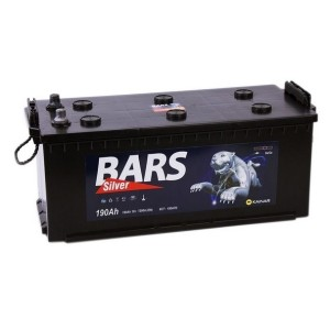 BARS Silver 210 Ач