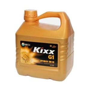 KIXX G1 5w40 3л