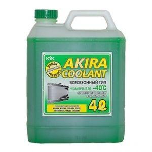 Akira -40 зелёный, 4л