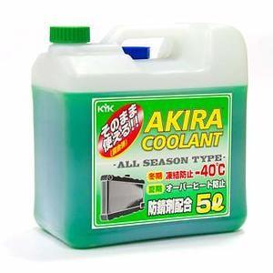 Akira -40 зелёный, 5л