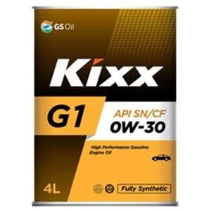 KIXX G1 0w30 4л