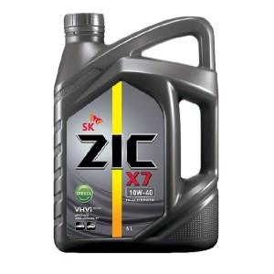 Zic X7 10w40 6л