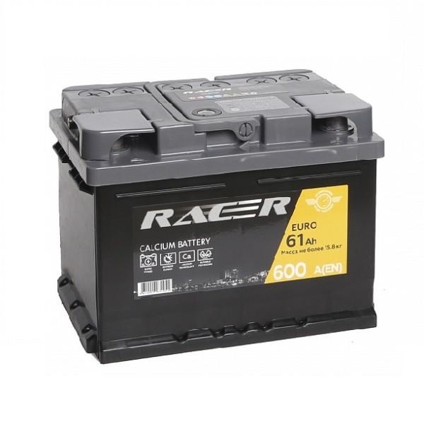 Аккумулятор RACER GT 60 AH