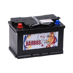 Аккумулятор BARBOS 75 Ah обр.