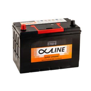 Аккумулятор AlphaLine Super Dynamic 80 АЧ 95d26R пр.