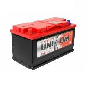 Аккумулятор UNIKUM 90 Ah пр.
