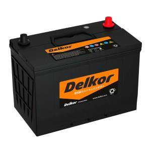Аккумулятор Delkor 105 Ah 125D31L
