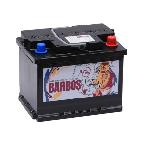 Аккумулятор BARBOS 60 Ач обр.