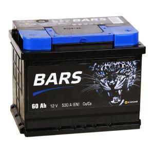 Аккумулятор BARS 60 AH обр.
