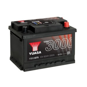 Аккумулятор GS Yuasa 62 Ah обр. (YBX3027)