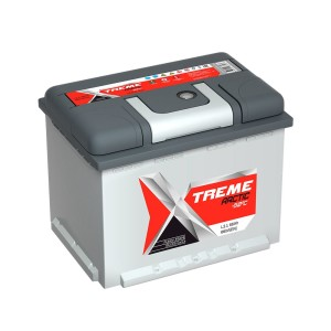 Аккумулятор XTREME ARCTIC RED 66 AH пр.