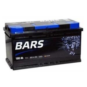 Аккумулятор BARS 100 AH обр.