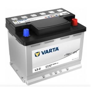 Аккумулятор Varta Стандарт 60 Ач (560 300 052) обр.
