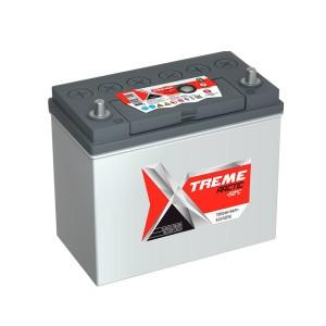 Аккумулятор XTREME ARCTIC RED ASIA 59 AH обр.