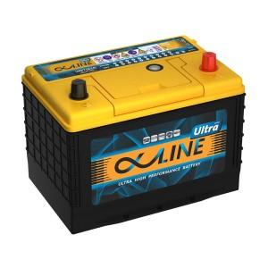 Аккумулятор Alphaline Ultra 88 Ah UMF115D26L обр.