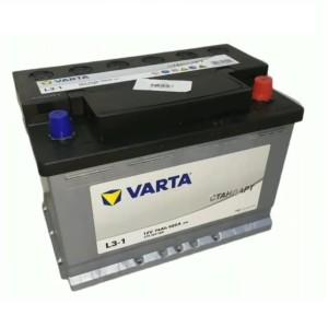 Аккумулятор Varta Стандарт 74 Ач (574300068) обр.