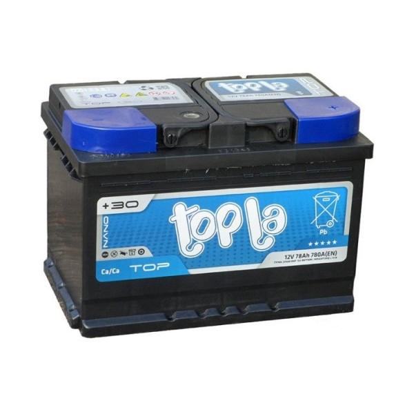 Аккумулятор TOPLA TOP 78 Ач обр.