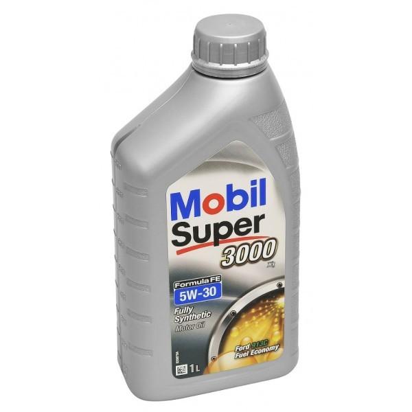 Mobil Super 3000 5w30 FE 1л