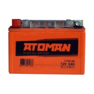 Аккумулятор ATOMAN AGM 10 Ач
