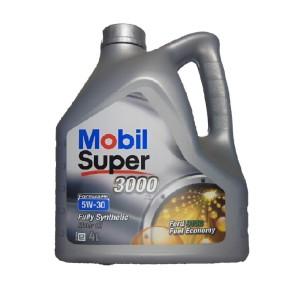 Mobil Super 3000 5w30 FE 4л