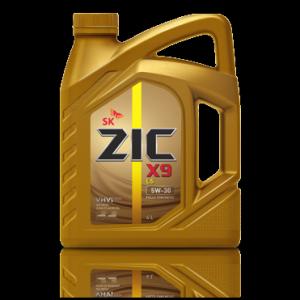 Моторные масла Zic (зик)