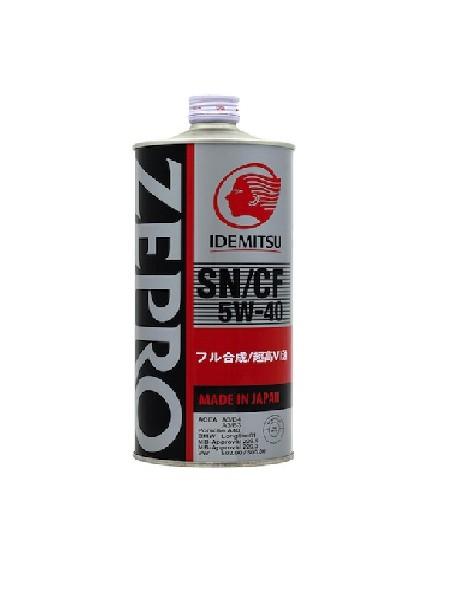 Idemitsu Zepro EURO SPEC 5w40 1л