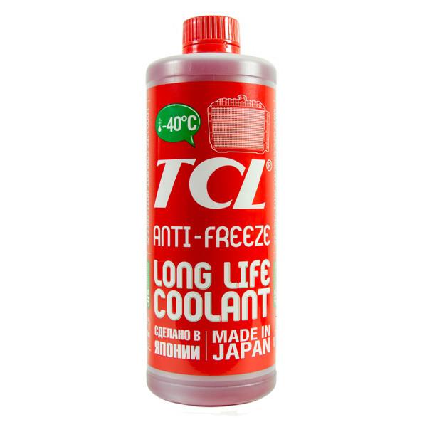 TCL LLC -40C красный, 1 л