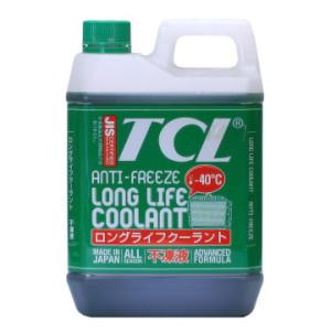 TCL LLC -40C зеленый, 2 л