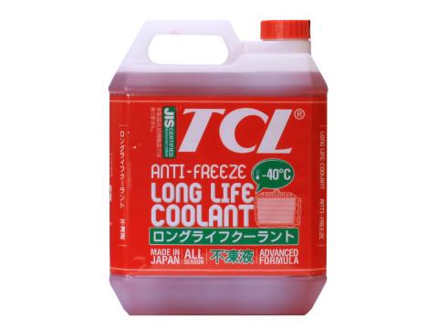 TCL LLC -40C красный, 4 л