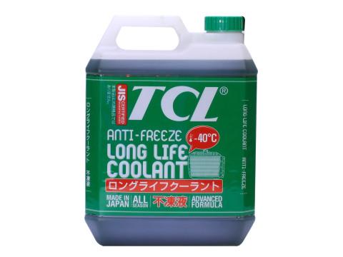 TCL LLC -40C зеленый, 4 л