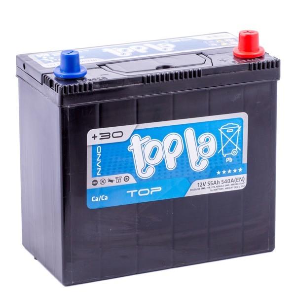 Аккумулятор TOPLA TOP ASIA 55 Ач обр.