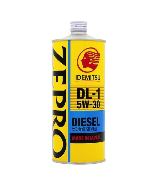 Idemitsu Zepro Diesel 5W-30 1л