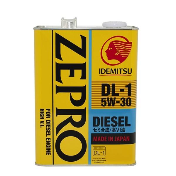 Idemitsu Zepro Diesel 5w30 4л