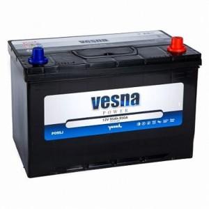 Аккумулятор VESNA POWER 95 Ач (TAB) обр.