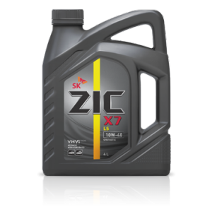 ZIC X7 10W40 1л