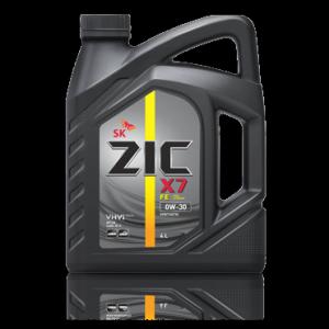ZIC X7 0W30 1л