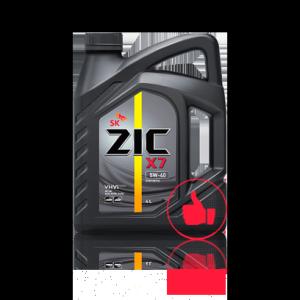 ZIC X7 5W40 1л