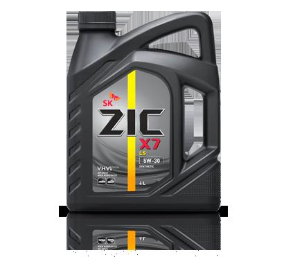 Zic X7 5w30 4л