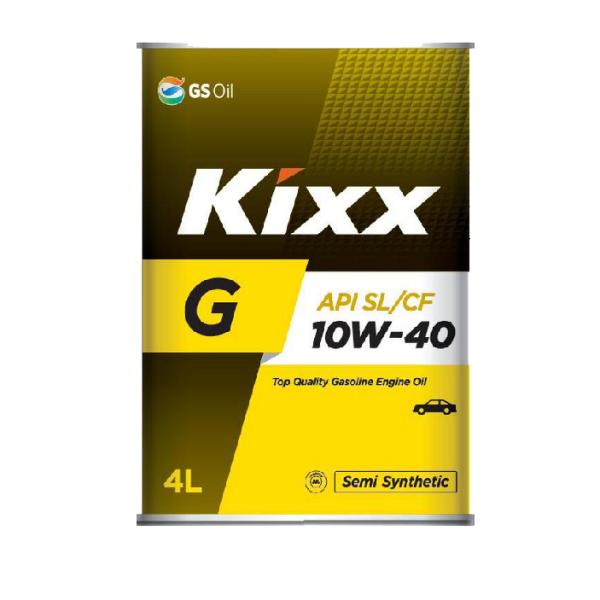 KIXX G1 10w40 4л